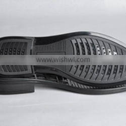 Rubber Sole For Men's Casual Shoes with Mirror Surface