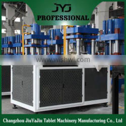 TCCA Chlorine tablet press machine for water treatment