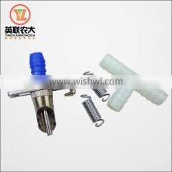 2016 Factory price automatic nipple drinkers for rabbits