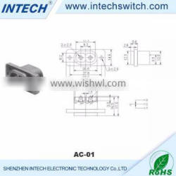 AC 250 V 10A ac power socket with fuse