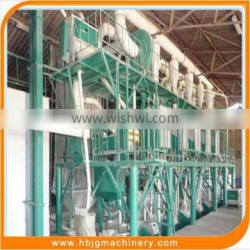 New design high quality Flour Mill Specification