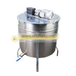 Lowest price 12 frames stainless steel electrical honey extractor/honey centrifuge with fast delivery