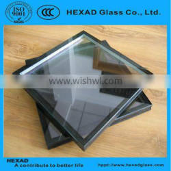 Hiigh Quality Insulated Low-E Glass Panels for Building with Certificate