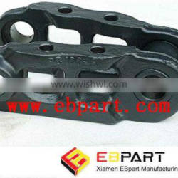 Kato excavator track chain assembly HD250