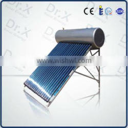 high efficiency intergrated pressured solar water heater,solar water heater hose