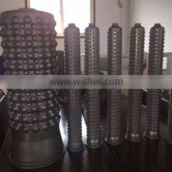 SISIC heater recuperative burners silicon carbide