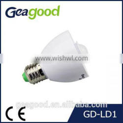 convenient transportation sensor bulb led night light with motion sensor for fire exit