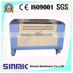 New Style wood leather paper stone acrylic cnc laser engraving cutting machine