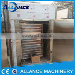 automatic stainless steel trays garlic drying dryer machine in cheap price