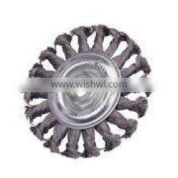steel wire abrasive brush twisted wire