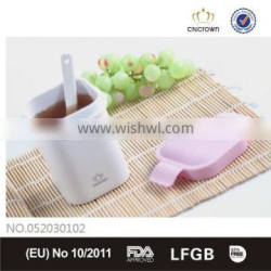 Microwave safe plastic cup for soup FDA approved