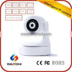 Hot sell HD 720P Wireless and night Pan Tilt P2p security ip camera