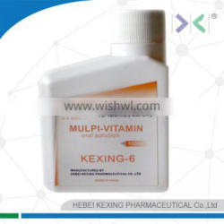 Compound vitamin (for live broiler poultry)