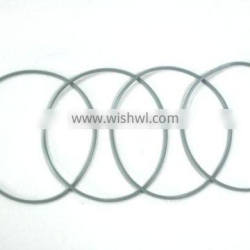 high temperature resistance clear silicone seal rings