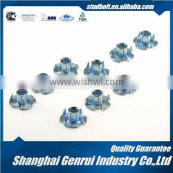 Factory Supply Special Square Head T Shape Nut