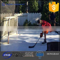 artificial HDPE ice rink for skiting,Easy to splice ice hockey board