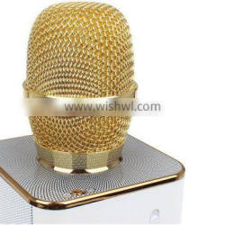 Wholesale bluetooth wireless battery operated microphone Q7