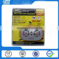 Ultrasonic Pest Repeller Rat Mice Rodent Insect