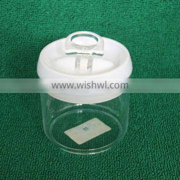 500ml food plastic jar PET jar empty