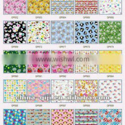 65%polyester 35%cotton printed canvas fabric printing