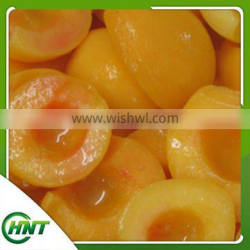 Organic Canned Peaches