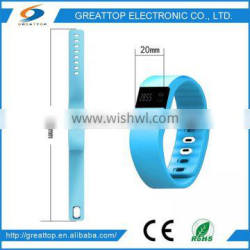 China Wholesale Market Agents smart watch wrist band sports fitness monitor tracker pedometer for smart phone Quality Choice