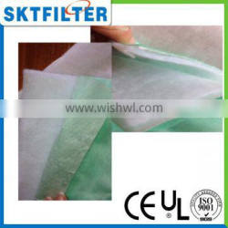 F5 F6 F7 F8 non-woven pocket filter bag filter manufacturer