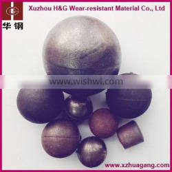 Dia.90mm casting grinding media steel balls