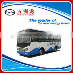 15 seats natural gas City Bus for sale