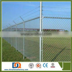 6ft high chain link fence panels with best price