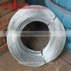 Hot sale China factory production galvanized iron wire/galvanized iron wire