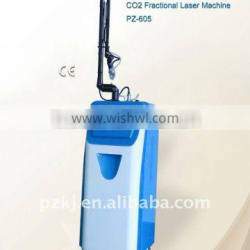 Best co2 laser tube cut double eyelid machine with RF tube on sale
