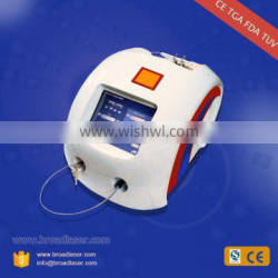 980nm vascular therapy spider vein reomval fiber coupled diode laser
