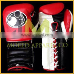 Boxing Gloves with lace up