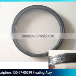 150-27-00029 Floating Seal For PC200-6 Excavator