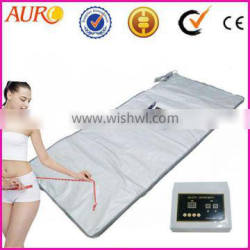 AU-805 Wholesale salon use 2 zone Infrared thermal blanket beauty Machine
