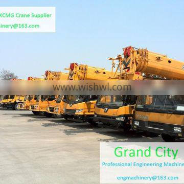 XCMG truck crane 20 ton for sale, Brand New model