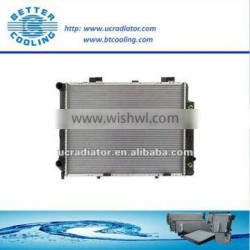 Cooling system auto radiator for Mercedes