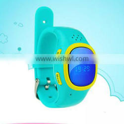 Cheap Children Smart Bracelet SOS Call Location Finder Locator Tracker GPS Monitor Watch 520