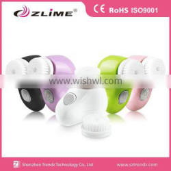 Zlime Skin Cleansing System Face Facial Cleanser Brush