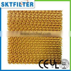 yellow cleaning super fine hepa filter media