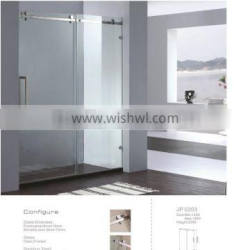 Most attractive price top quality shower glass door import from china