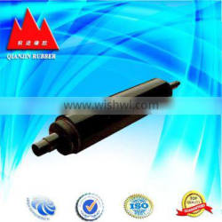 rubber roller for papermaking