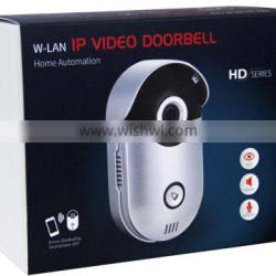 Shenzhen direct manufacture CMOS/LED camera Camera ring wifi video doorbell