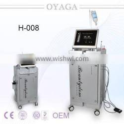 Skin Care H-008 Multifunction New Oxygen Jet Beauty Equipment With Led Phototherapie Clinic