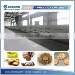 Gas/Electric Heating biscuit cooking oven
