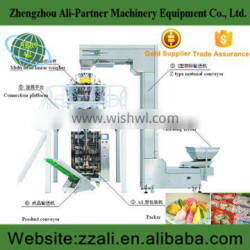 Small food packing machine ice package machine