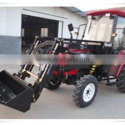 Foton tractor and Deere tractors 40hp to 60hp with cabin or sunshade