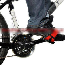 Exercise Bike Straps Anti-slip Pedals Mountain Bike Pedal Toe Straps