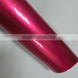 New Product Premium Chrome Shiny Pearl Metallic Film With Air Free Bubbles